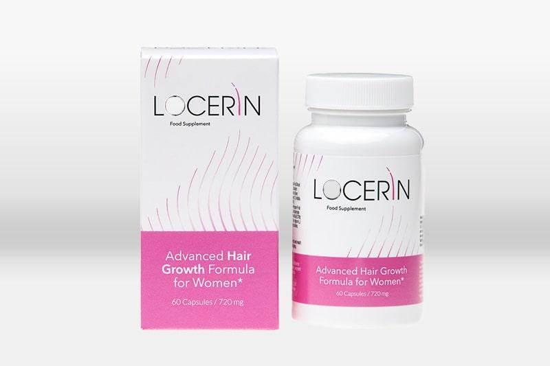 Locerin: una scelta naturale per capelli belli e lunghi!