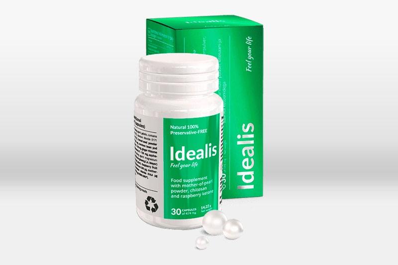 Idealis brucia grassi accelera il metabolismo e aiuta la digestione