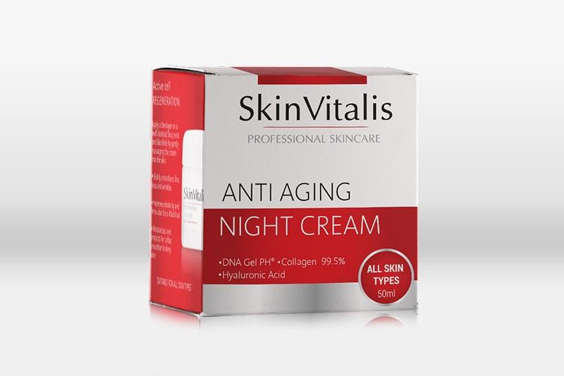 Skin Vitalis ridona giovinezza ed elasticità alla pelle