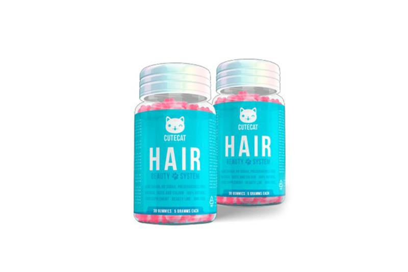 CuteCat: un delizioso modo naturale per prenderti cura dei tuoi capelli!