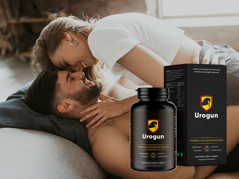 Urogun porta anche all'aumento delle dimensioni del pene, aumentandone soprattutto la circonferenza.