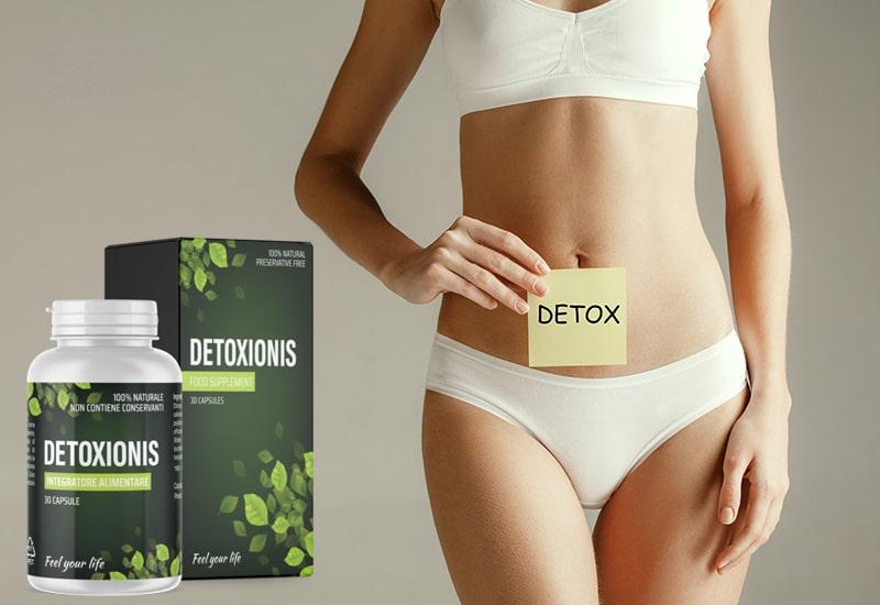 L'obbiettivo di Detoxionis è quello di aiutare a recuperare forza e resistenza. Tra i più interessanti sul mercato grazie ad ingredienti 100% naturali.