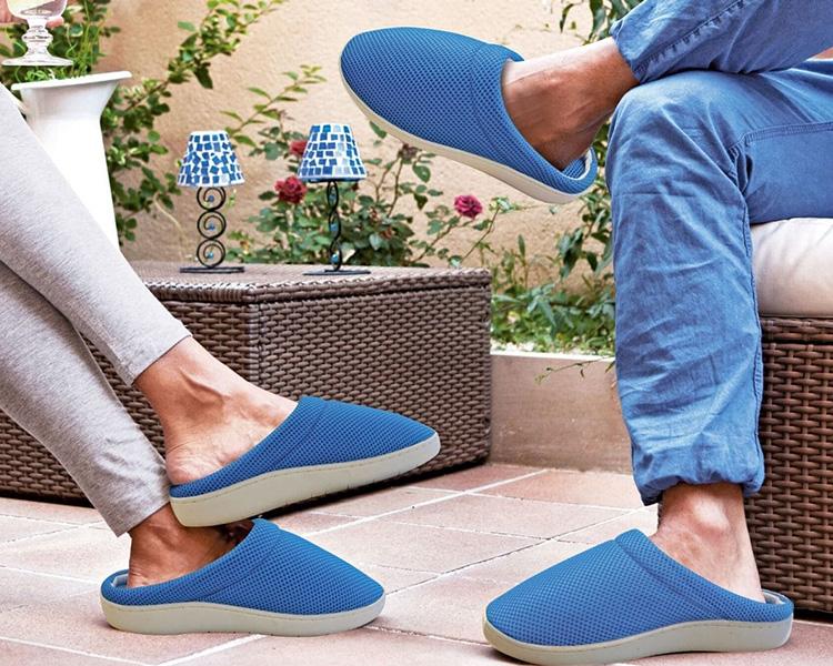 Le Stepluxe riescono a donare sostegno e confort a gambe e piedi infondendo sollievo grazie al loro effetto rivitalizzante