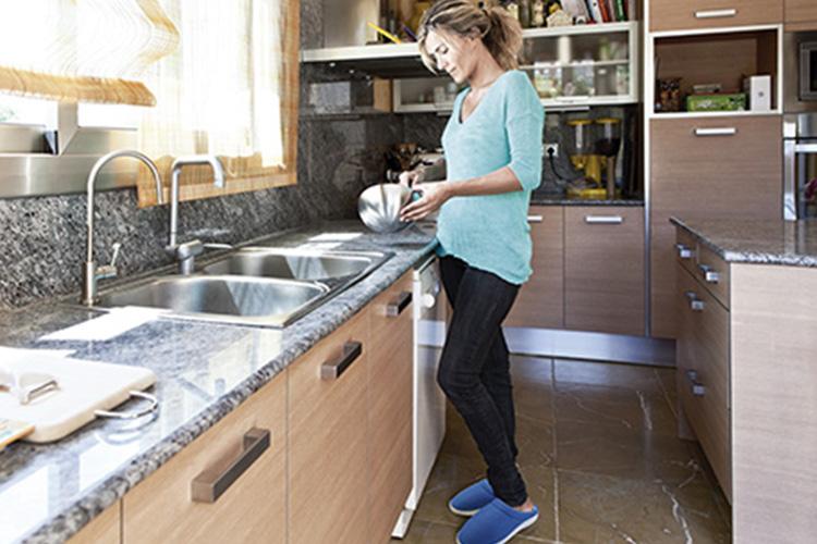 Le Stepluxe Sono la soluzione ideale per combattere il problema di gambe e piedi gonfi ed affaticati